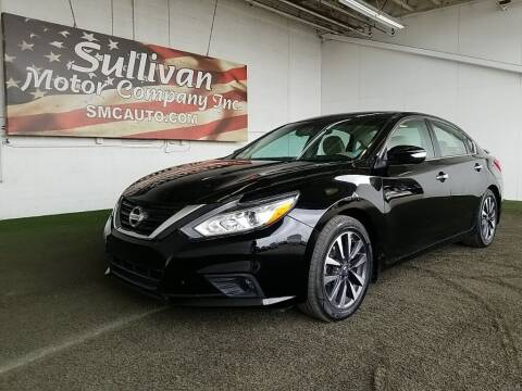 2016 Nissan Altima for sale at SULLIVAN MOTOR COMPANY INC. in Mesa AZ