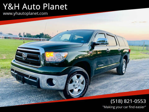 2011 Toyota Tundra for sale at Y&H Auto Planet in West Sand Lake NY