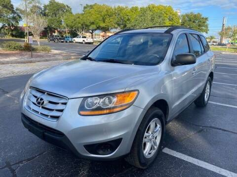 2010 Hyundai Santa Fe for sale at Florida Prestige Collection in St Petersburg FL