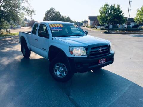 2009 Toyota Tacoma for sale at Bargain Auto Sales LLC in Garden City ID