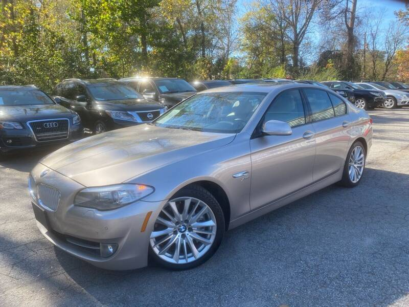 2011 BMW 5 Series for sale at Car Online in Roswell GA