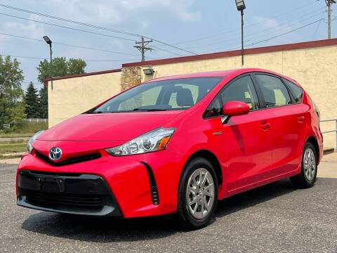 2017 Toyota Prius v for sale at North Imports LLC in Burnsville MN