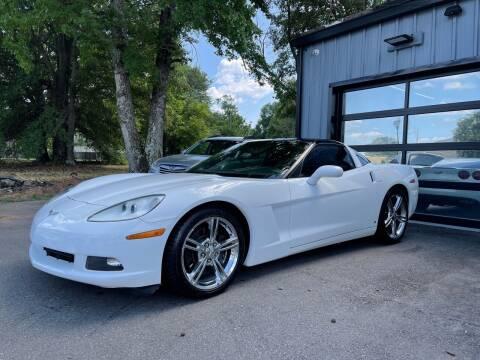 2008 Chevrolet Corvette for sale at Luxury Auto Company in Cornelius NC