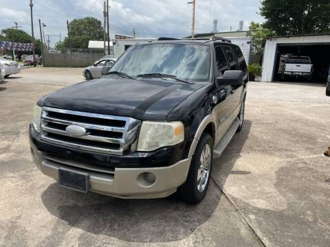 2008 Ford Expedition for sale at AMERICAN AUTO COMPANY in Beaumont TX