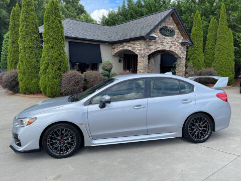 2015 Subaru WRX for sale at Hoyle Auto Sales in Taylorsville NC