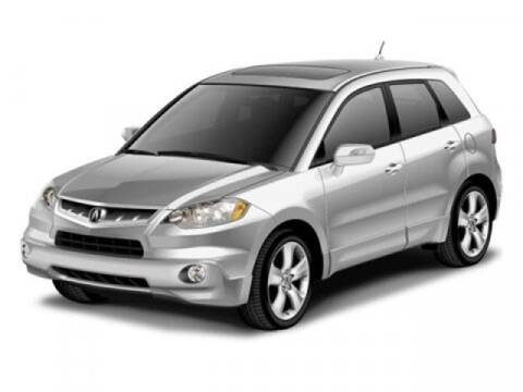 2008 Acura RDX for sale at SPRINGFIELD ACURA in Springfield NJ