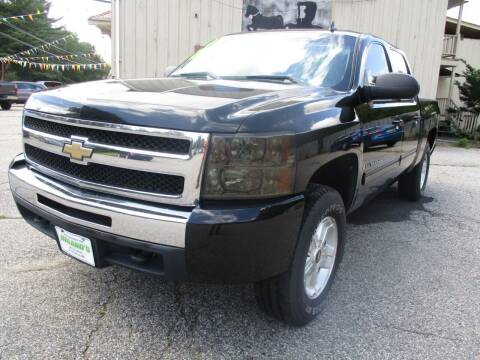 2009 Chevrolet Silverado 1500 for sale at Roland's Motor Sales in Alfred ME