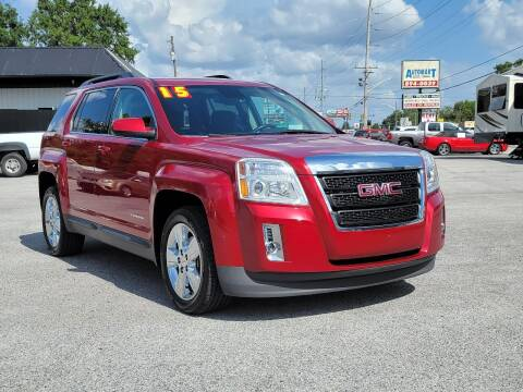 2015 GMC Terrain for sale at AutoMart East Ridge in Chattanooga TN