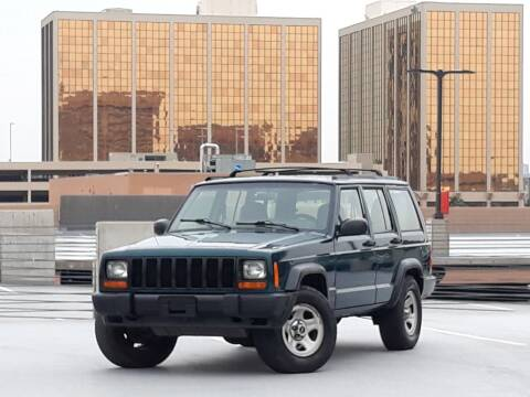 1998 Jeep Cherokee for sale at Pammi Motors in Glendale CO