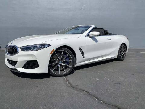 2019 BMW 8 Series for sale at M-97 Auto Dealer in Roseville MI