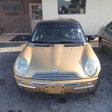 2004 MINI Cooper for sale at Easy Credit Auto Sales in Cocoa FL