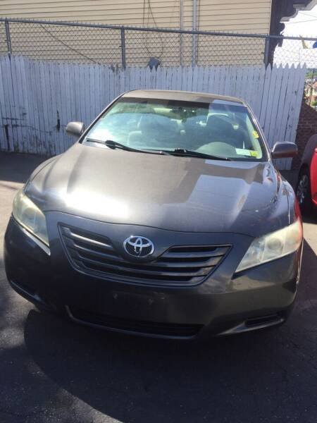 2008 Toyota Camry for sale at Best Cars R Us LLC in Irvington NJ
