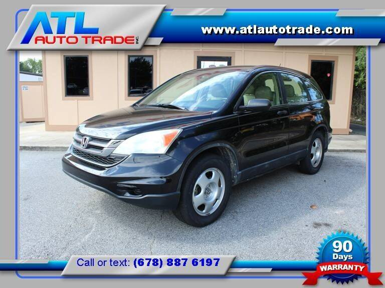 2010 Honda CR-V for sale at ATL Auto Trade, Inc. in Stone Mountain GA