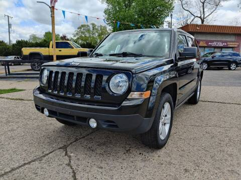 2016 Jeep Patriot for sale at Lamarina Auto Sales in Dearborn Heights MI