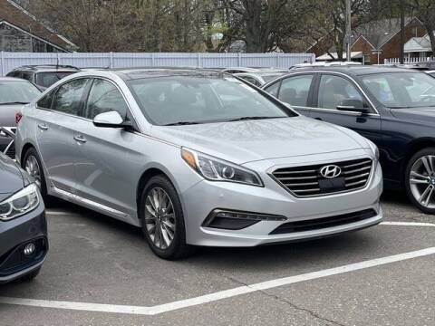 2015 Hyundai Sonata for sale at SOUTHFIELD QUALITY CARS in Detroit MI