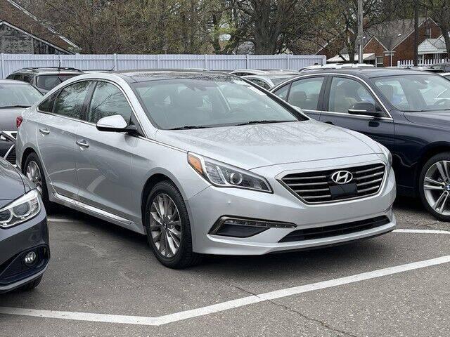 2015 Hyundai Sonata for sale at SOUTHFIELD QUALITY CARS in Detroit MI