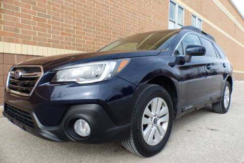 2018 Subaru Outback for sale at Macomb Automotive Group in New Haven MI