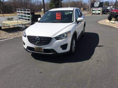 2016 Mazda CX-5 for sale at GT Toyz Motor Sports & Marine in Halfmoon NY