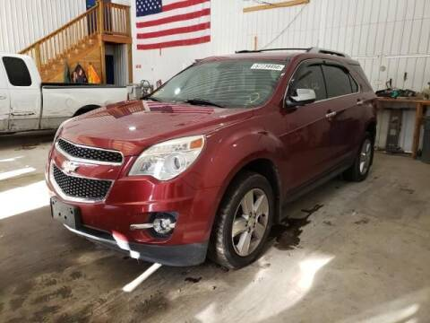 2012 Chevrolet Equinox for sale at KOB Auto Sales in Hatfield PA