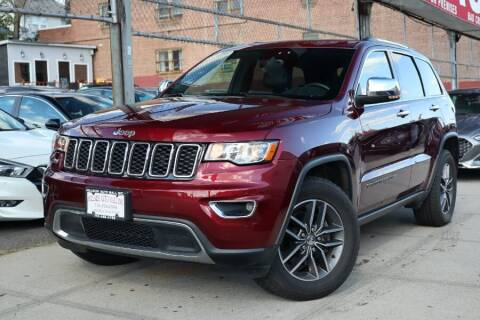 2017 Jeep Grand Cherokee for sale at HILLSIDE AUTO MALL INC in Jamaica NY