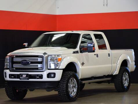 2014 Ford F-250 Super Duty for sale at Style Motors LLC in Hillsboro OR