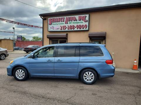 2009 Honda Odyssey for sale at SELLECT AUTO INC in Philadelphia PA