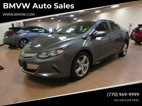 2018 Chevrolet Volt for sale at BMVW Auto Sales - Plug-In Hybrids in Union City GA