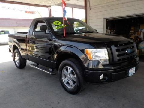 2009 Ford F-150 for sale at Bell's Auto Sales in Corona CA