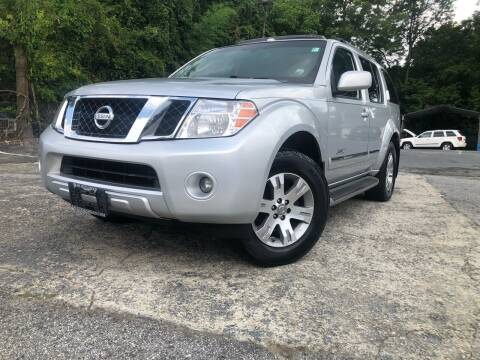 2008 Nissan Pathfinder for sale at Atlas Auto Sales in Smyrna GA