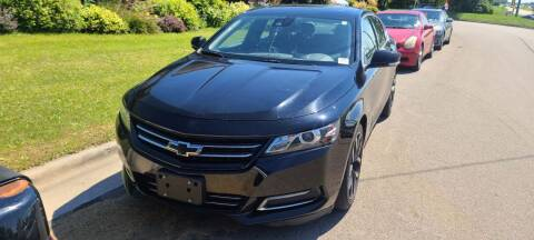 2017 Chevrolet Impala for sale at Steve's Auto Sales in Madison WI