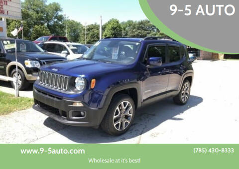 2016 Jeep Renegade for sale at 9-5 AUTO in Topeka KS