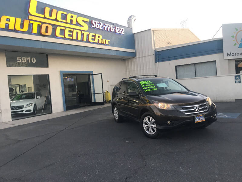 2013 Honda CR-V for sale at Lucas Auto Center in South Gate CA