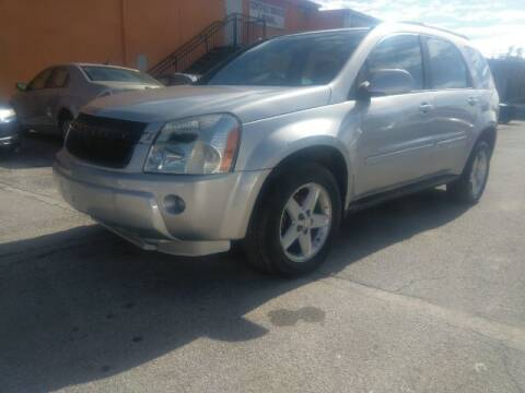 2006 Chevrolet Equinox for sale at JacksonvilleMotorMall.com in Jacksonville FL