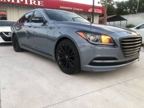 2015 Hyundai Genesis for sale at Empire Automotive Group Inc. in Orlando FL