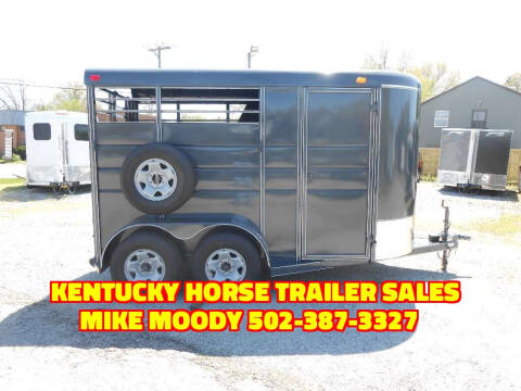 2021 Calico 2 Horse Slant Combo for sale at Jerry Moody Auto Mart in Jeffersontown KY