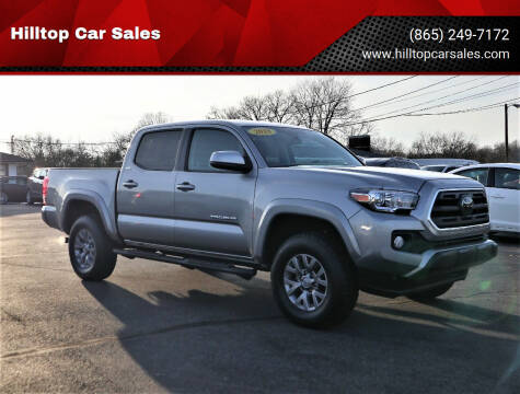 2018 Toyota Tacoma for sale at Hilltop Car Sales in Knox TN