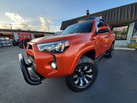 2019 Toyota 4Runner for sale at LA Motors LLC in Denver CO