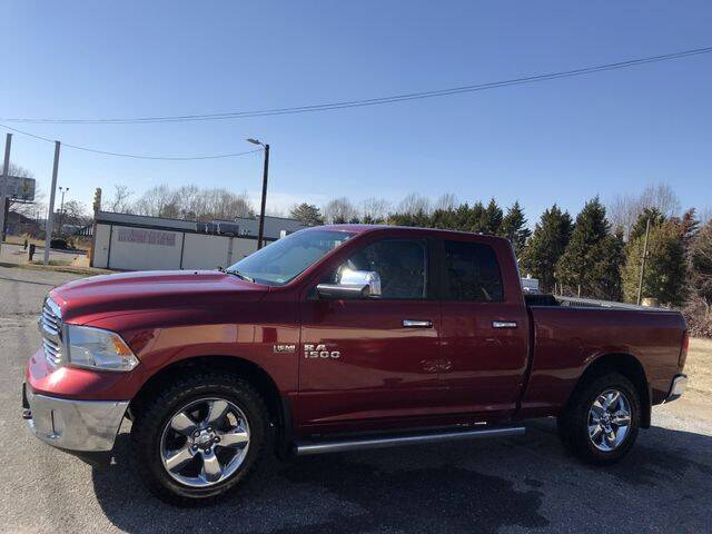 2014 RAM Ram Pickup 1500 for sale at Deluxe Auto Group Inc in Conover NC
