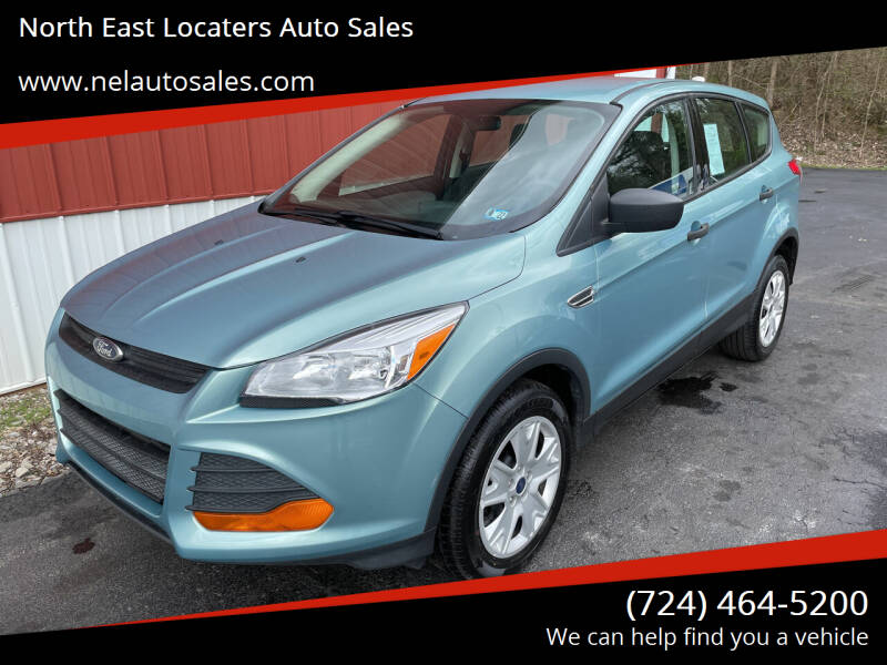 2013 Ford Escape for sale at North East Locaters Auto Sales in Indiana PA