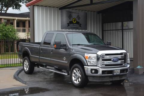 2015 Ford F-350 Super Duty for sale at G MOTORS in Houston TX