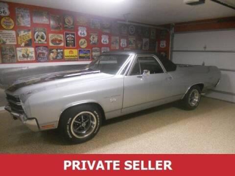 1970 Chevrolet El Camino for sale at US 24 Auto Group in Redford MI