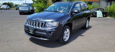 2014 Jeep Compass for sale at Persian Motors in Cornelius OR