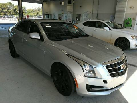 2015 Cadillac ATS for sale at 390 Auto Group in Cresco PA
