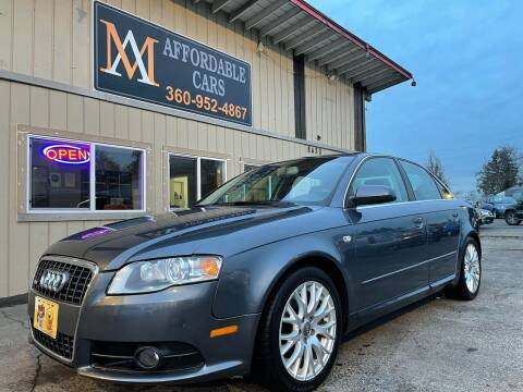 2008 Audi A4 for sale at M & A Affordable Cars in Vancouver WA