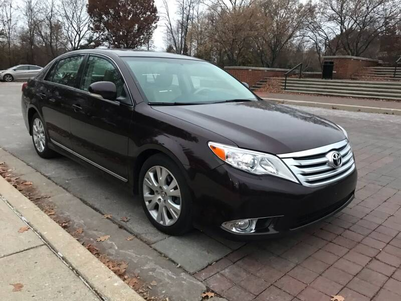 2011 Toyota Avalon for sale at Third Avenue Motors Inc. in Carmel IN