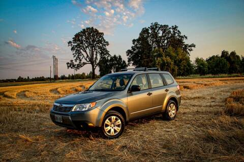 2009 Subaru Forester for sale at Accolade Auto in Hillsboro OR