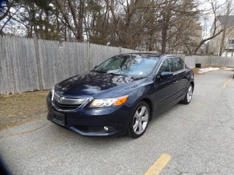 2014 Acura ILX for sale at Wayland Automotive in Wayland MA