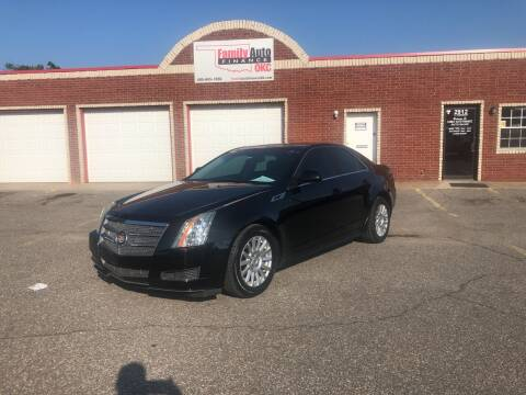 2010 Cadillac CTS for sale at Family Auto Finance OKC LLC in Oklahoma City OK