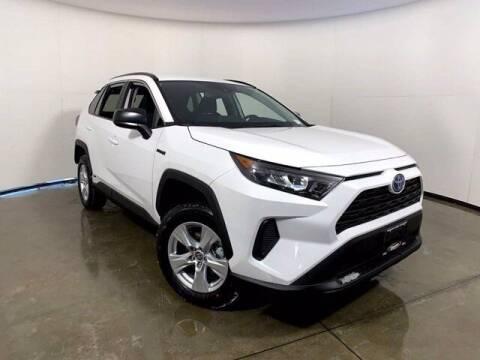 2021 Toyota RAV4 Hybrid for sale at Smart Motors in Madison WI