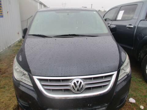 2011 Volkswagen Routan for sale at Z Motors in Chattanooga TN